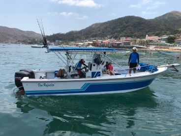 Panama Bay Tours – Aquasport 27'