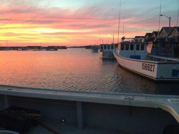 Great PEI sunsets!