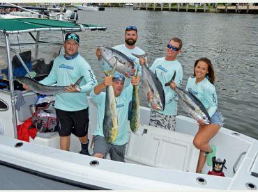 The Program Sportfishing Charters
