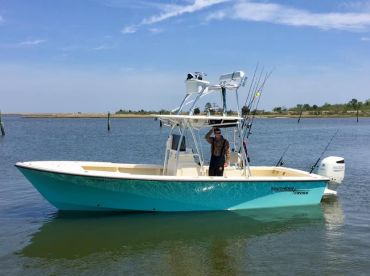 Reel Blonde Charters and Outdoors