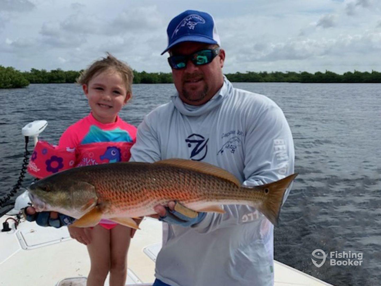 First redfish