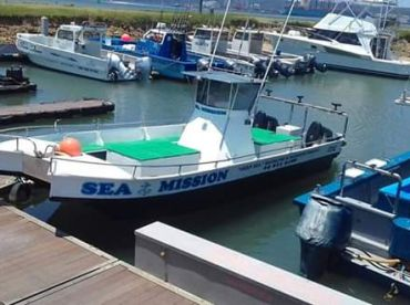 Seamission Fishing Charters