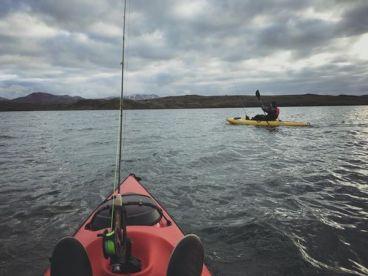 Úlfljótsvatn Lake Fishing/Boat