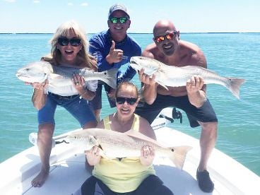 Fish On Adventure – Sanibel Island
