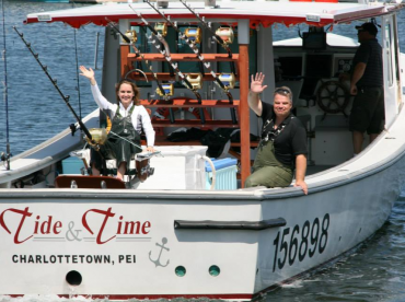 Tide & Time Charters