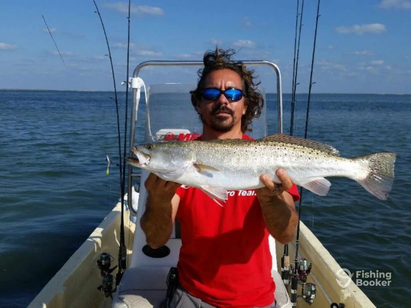 Guided Fishing Trip South Padre Island