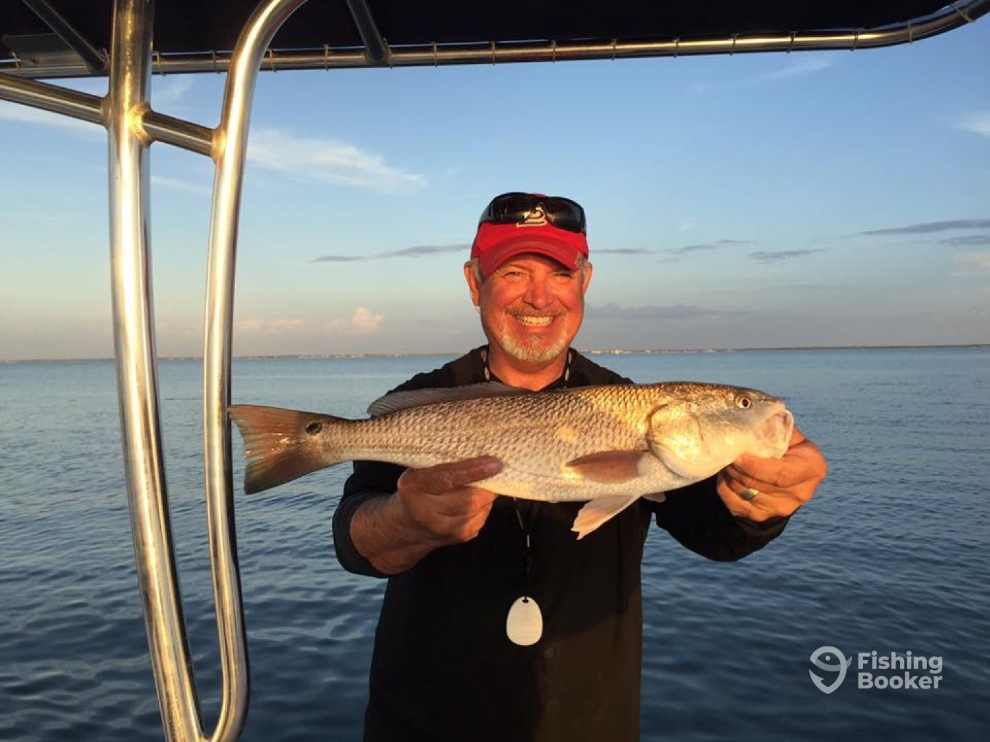 Sunset Redfish