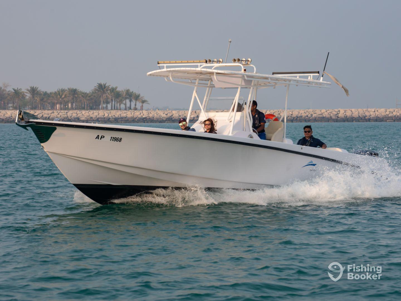 Abu Dhabi Marine Tours