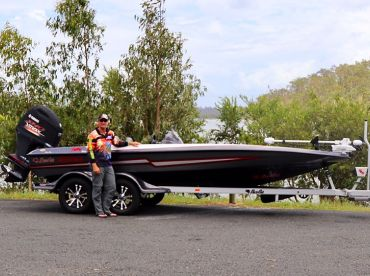 Rusty's Lake Monduran Barra Charters