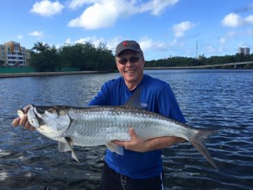 Backwater Tarpon Fishing PR