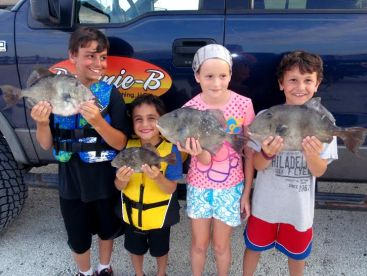 A good day on Triggerfish hitting the wrecks.