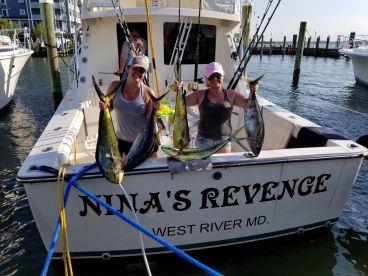 Nina's Revenge Sportfishing