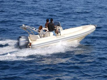Discover Blue Fishing Charter – 19'