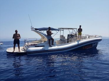 Discover Blue Fishing Charter – 32'