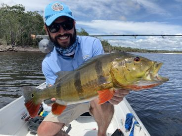Amazon Fishing Adventure