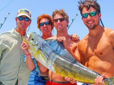 Ginja Ninja Offshore Fishing Charters