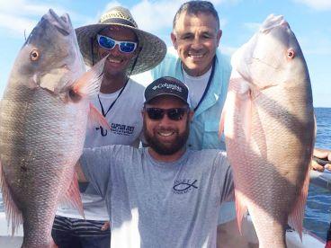Savage Pursuit Fishing Charters
