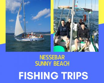 Fishing Adventures Bulgaria
