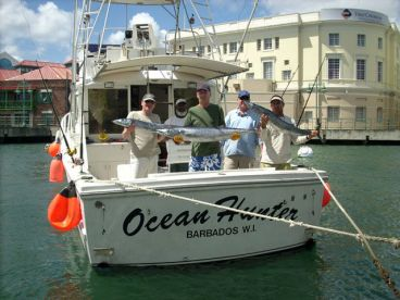 High Seas Charters - Ocean Hunter, Bridgetown