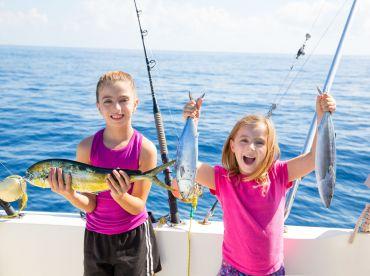 Gambler Fishing Charters