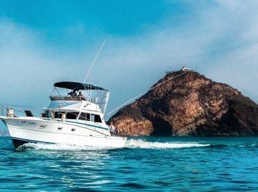 Aqua Sports – 40' Sea Hunter II