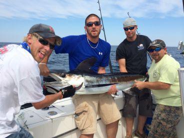 Earning Stripes Sportfishing