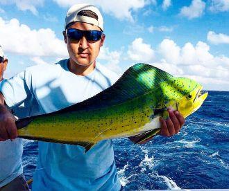 Mahi Sportfishing Puglia