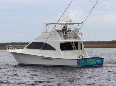 Jersey Nutz Sportfishing 57'