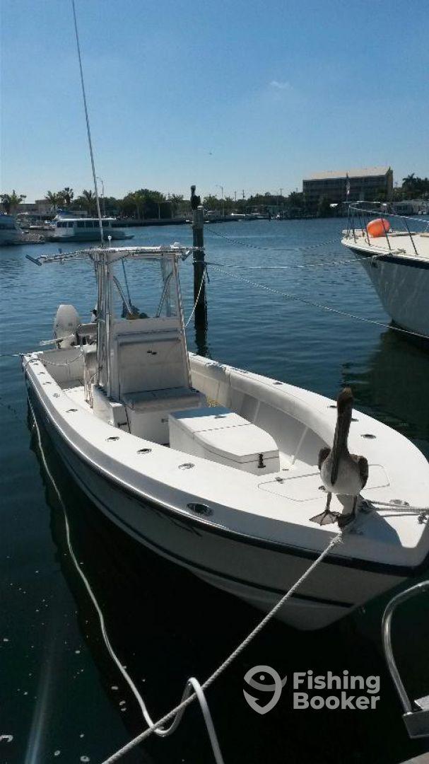 Fish sean charters key west fl fishingbooker for Key west florida fishing trips