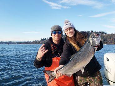 Messin' Around Fishing Charter