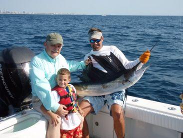 Fishing Guide Capt Tom Hinterschied
