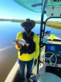 Platinum Fishing Charters– Calcasieu Lake