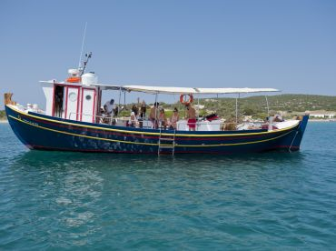 Paros Fishing Trips