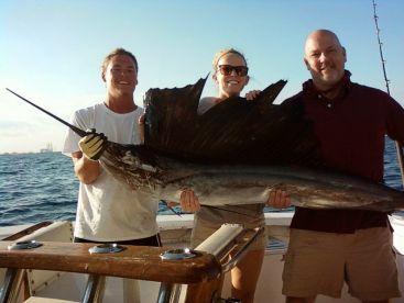 Lauderdale Sportfishing Reel Legend