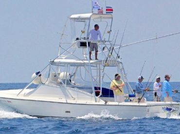 Fully Rigged for Offshore or Inshore World Class Fishing