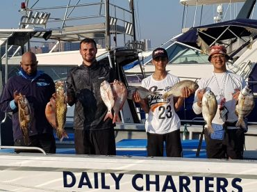 Aquaholics Fishing Charters