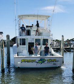 Rabid Tuna Sportfishing Charters