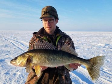 Prime Time Guide – Ice Fishing