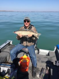 FishBilly Charters – Detroit River/Walleye