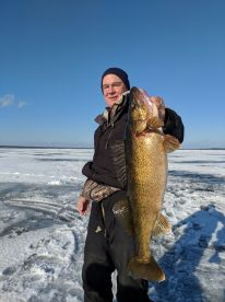 FishBilly Charters – Ice Fishing