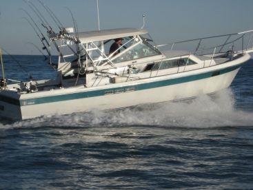 Charter Boat X-STREAM...Kenosha, WI