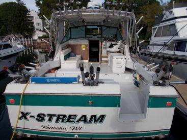 Kenosha Charter Fishing Boat....X-STREAM