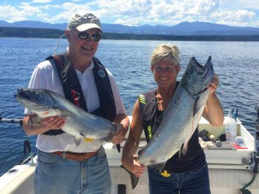 V.I. Fishing Charters – Parksville