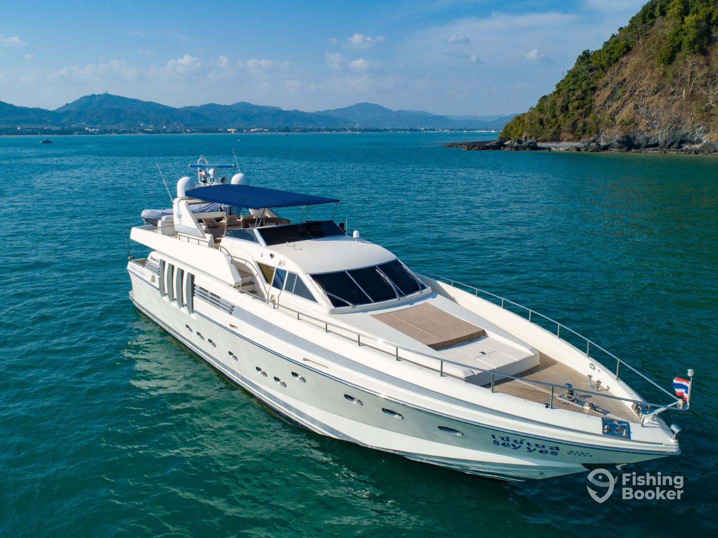 Say Yes Yacht Phuket