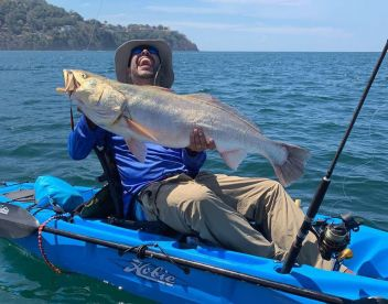 Jaco Kayak Fishing Charters