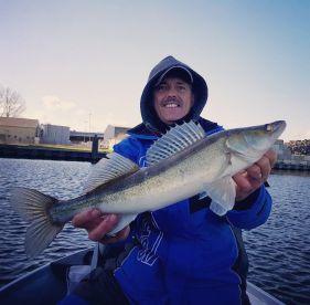 Fishing Guide Marc Krull