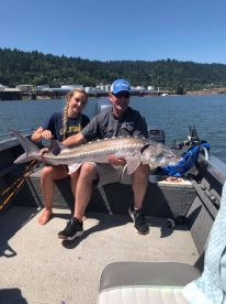 2 Net Fishing Guide LLC – Portland