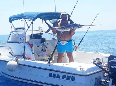 Adriatic Montenegro Fishing