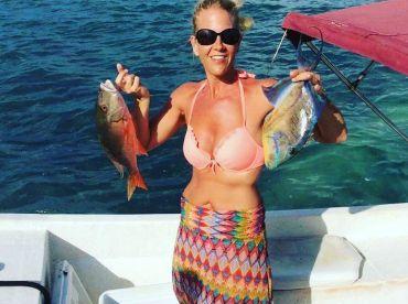 Esley Usher Fishing - Agua Mala