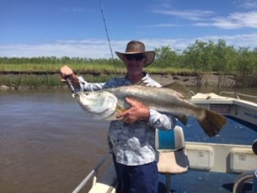 Darwin's Barra Base Fishing Safaris